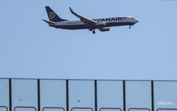 Ryanair возобновила полеты из Италии в Украину