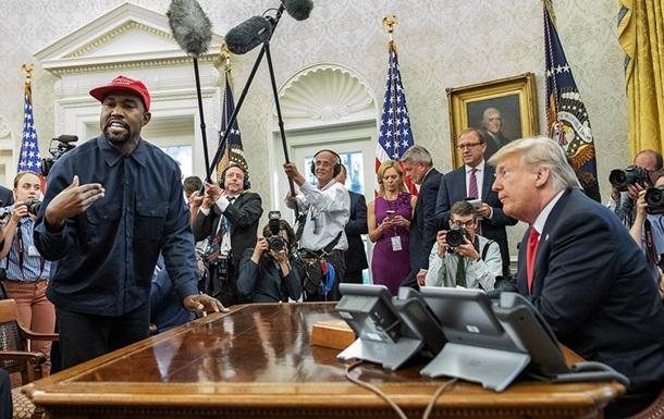Канье в президенты. Рэпер бросит вызов Трампу?