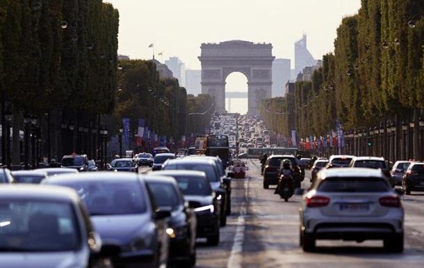 Макрон і  зелена хвиля  у Франції
