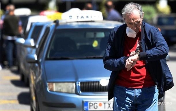 В свободной от COVID Черногории ужесточили карантин