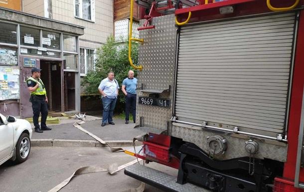 У Києві через витік газу евакуювали мешканців дев ятиповерхівки