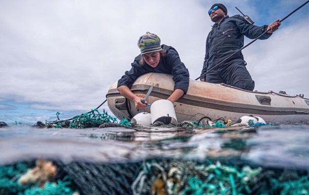 В океані пройшла найбільша чистка від пластику