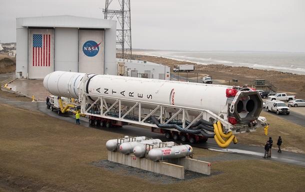 Украинские инженеры запустят ракету Antares в США
