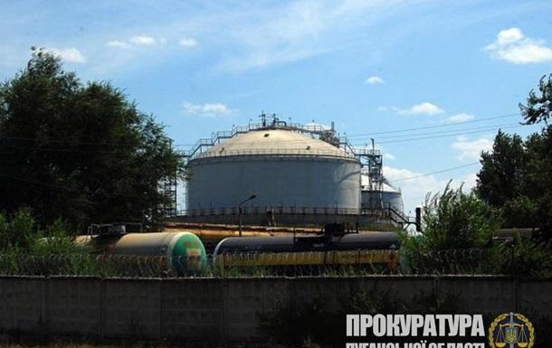 На Луганщине предотвратили диверсию на химически опасном объекте