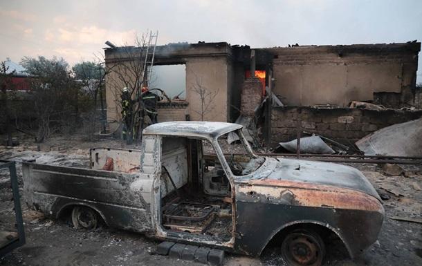 Итоги 07.07: Пожары на Луганщине, 'прощание' с ВОЗ