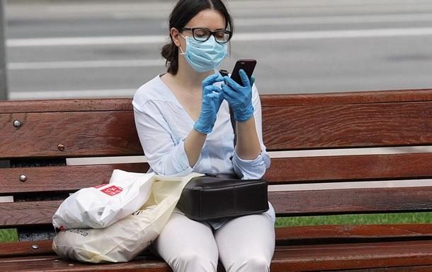 Коронавирус-19: Украина добралась до 50 тысяч инфицированных