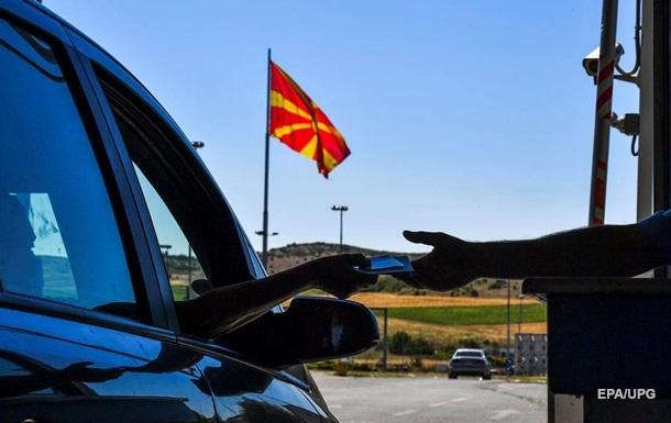 В Северной Македонии обнаружили 211 мигрантов в грузовике