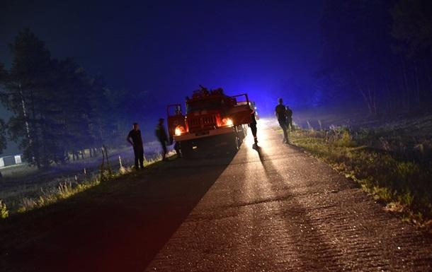 Військові використовують безпілотники для гасіння пожеж на Луганщині