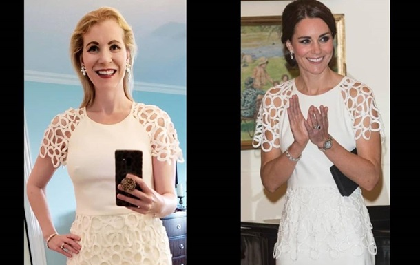Американка витратила $30 тисяч на наряди, як у Кейт Міддлтон: фото