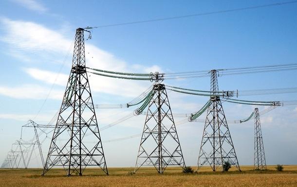 Украина в 30 раз снизила импорт электроэнергии