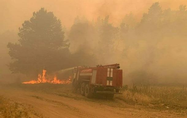 Сепаратисти пообіцяли не заважати гасінню пожеж в Луганській області