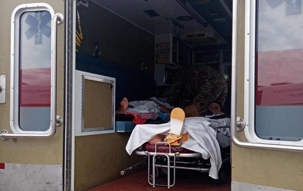 На Донбассе ранены трое военнослужащих