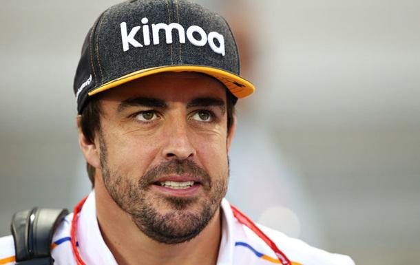 Алонсо: Я уверен в перспективах Renault, команда хочет вернуться на подиум