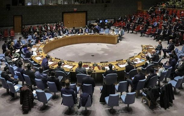 РБ ООН відхилила російський варіант резолюції про постачання гумдопомоги Сирії