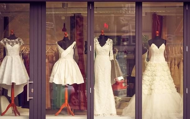 Никитюк и Каминская 'засветились' в свадебных платьях