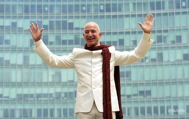 Состояние главы Amazon превысило рекордные $180 млрд