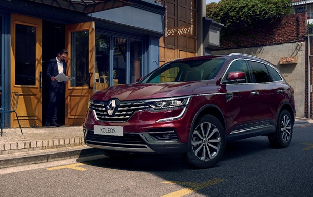 Повний релакс: Дивуємося комфорту оновленого Renault Koleos