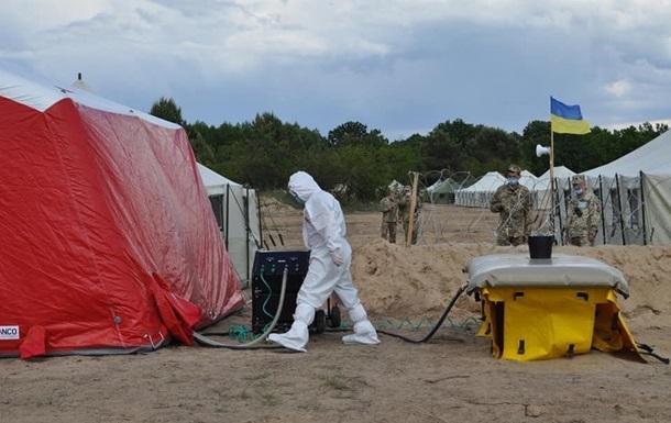 В ВСУ за день коронавирусом заболели шесть человек