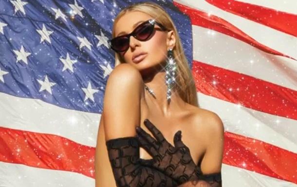 Пэрис Хилтон собралась баллотироваться в президенты США