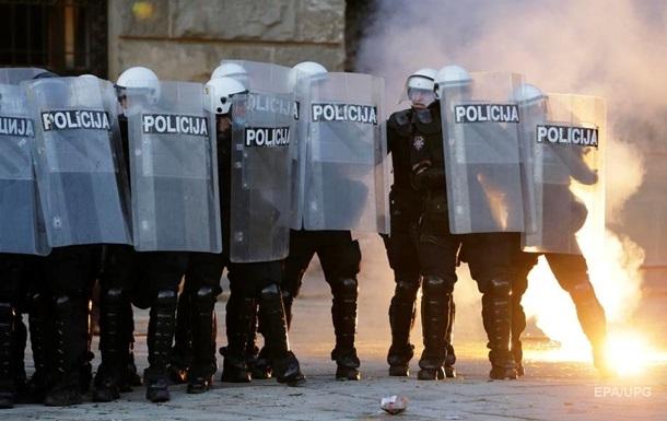 Бунты в Сербии. Против лжи и комендантского часа