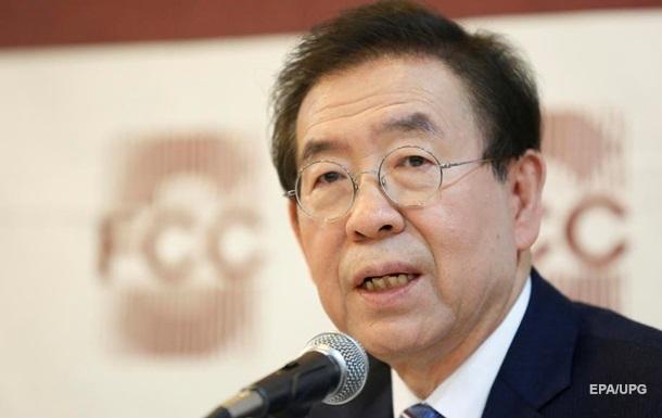 Мэр Сеула найден мертвым - СМИ