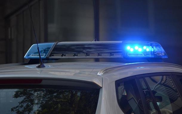 Угонщики авто столкнулись во время преследования полицией