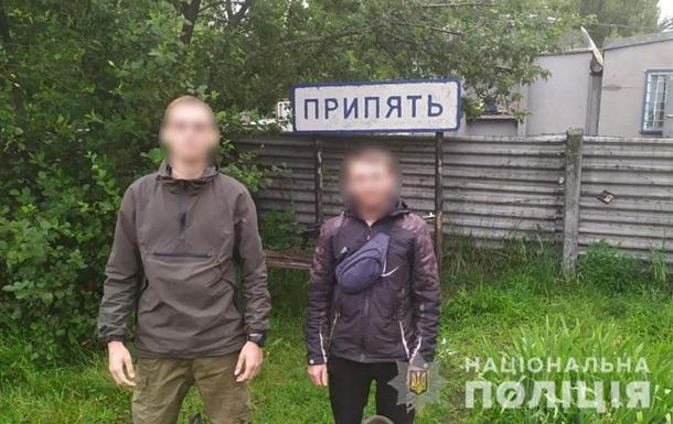 В зоне Чернобыльской АЭС задержали пять сталкеров