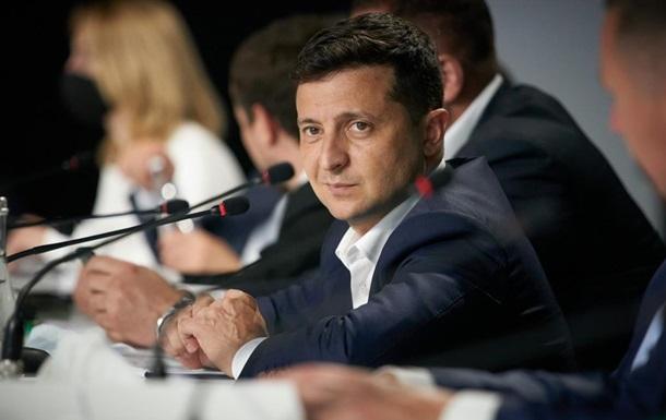 Зеленский раскритиковал НБУ за монетарную политику