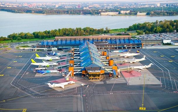 Естонія заборонила авіарейси з України