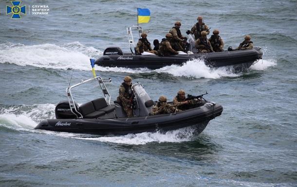 На півдні України пройшли антитерористичні вчення