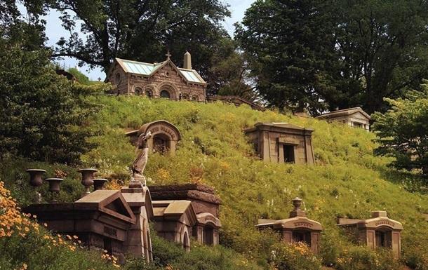 У США з явилася вакансія з проживанням на кладовищі