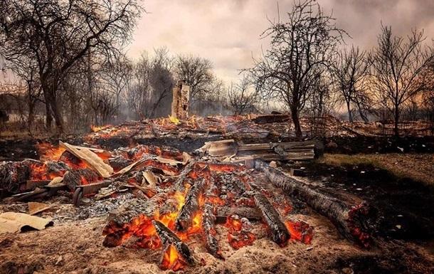 Лесные пожары: на Житомирщине оценили убытки в миллиард