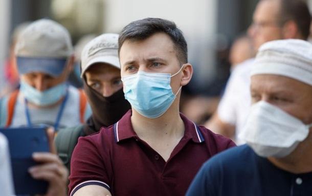 Киев снова вышел в лидеры по приросту коронавируса
