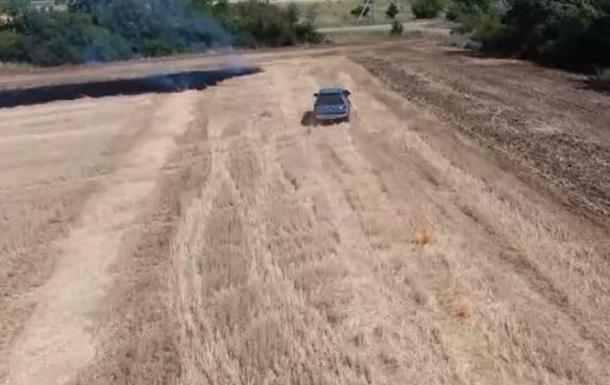 Пожары на Луганщине: МВД заявило о задержании виновника