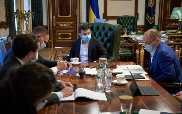 Зеленський дав завдання з лікування ветеранів АТО