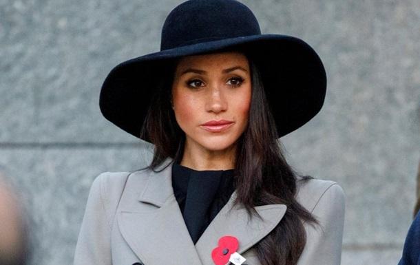 Королівська родина забороняла Меган Маркл спростовувати плітки про неї - ЗМІ