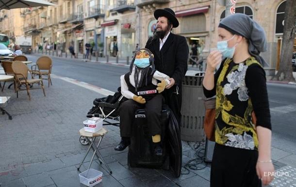 В Ізраїлі рекордний добовий приріст випадків коронавірусу