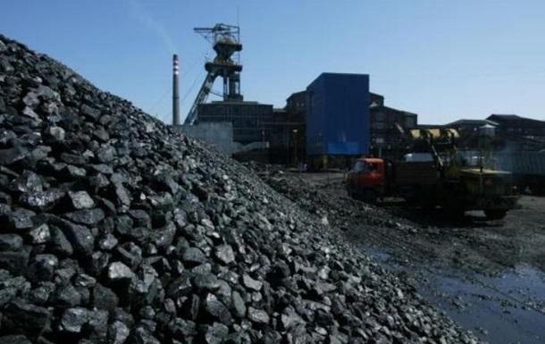 Добыча угля в Украине упала на 14% в карантин