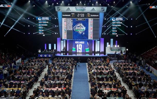 Драфт НХЛ пройдет в новом формате
