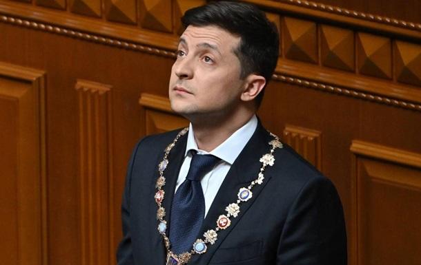 Как долго будет «свадебным» президентом Владимир Зеленский