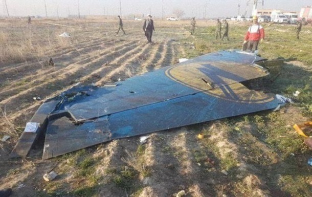 В Ірані назвали нову причину катастрофи МАУ