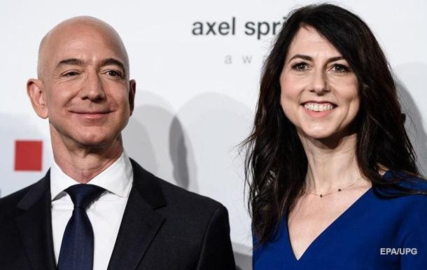 Бывшая жена главы Amazon стала самой богатой женщиной США