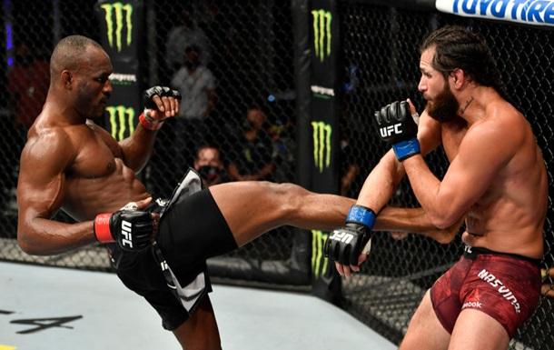 Усман здолав Масвідаля в головному поєдинку UFC 251