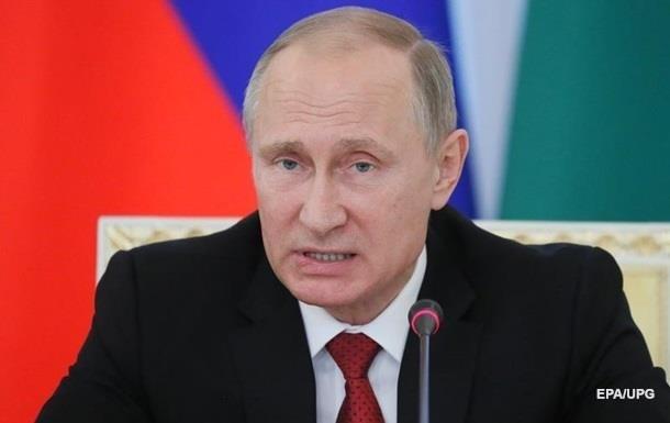 Путін заявив, що відносини РФ і України зіпсувалися не через Крим