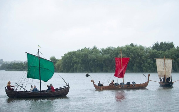 В Ровно прошел масштабный фестиваль лодок