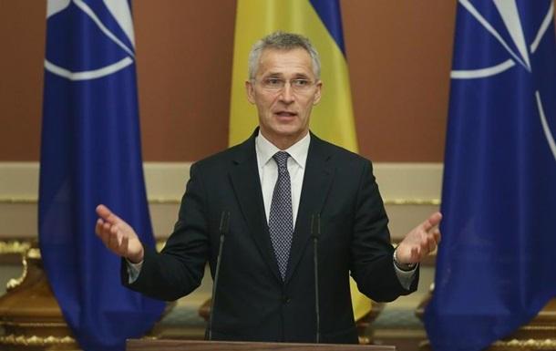 Столтенберг висунув ідею створення  глобального НАТО