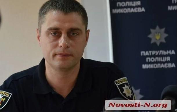 В Коблево у замначальника областной полиции отобрали телефон