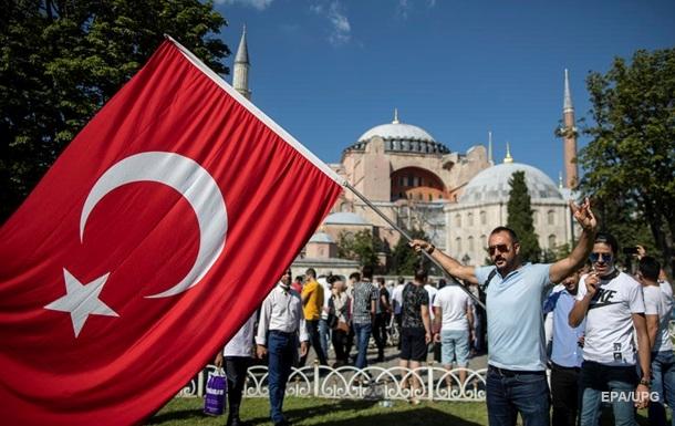 Імперські замашки. Ердоган зробив мечеть з музею