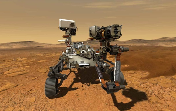 В NASA назвали дату отправки миссии на Марс