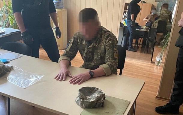 У Києві заступника начальника ліцею імені Богуна затримали за хабар
